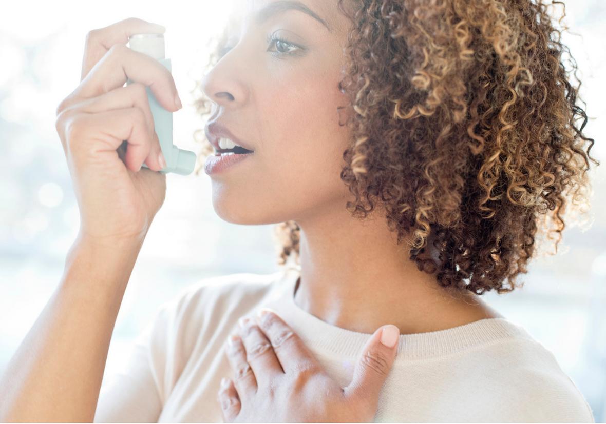 inhaler technique edinburgh